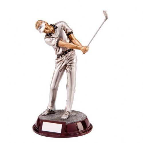 The Augusta Male Golf Figure 215mm